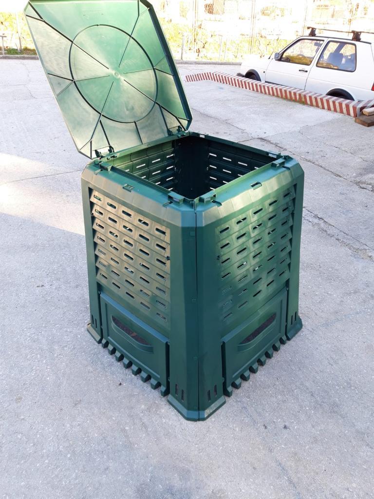 Peovica d.o.o. vrtni komposter
